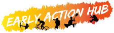 Early Action Hub Logo